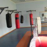 Sala boksu - hala OSiR