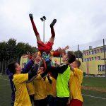 Mistrzostwa Gminy Strzegom w Piłce Nożnej Chłopców