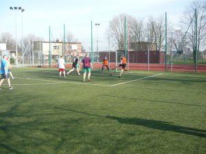 Młode talenty piłki nożnej