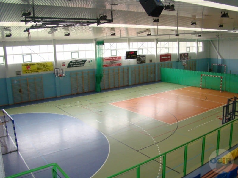 Hala sportowo-rekreacyjna OSiR Strzegom