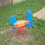 Palc zabaw dla najmłodszych OSiR Strzegom