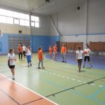 Turniej mini koszykówki