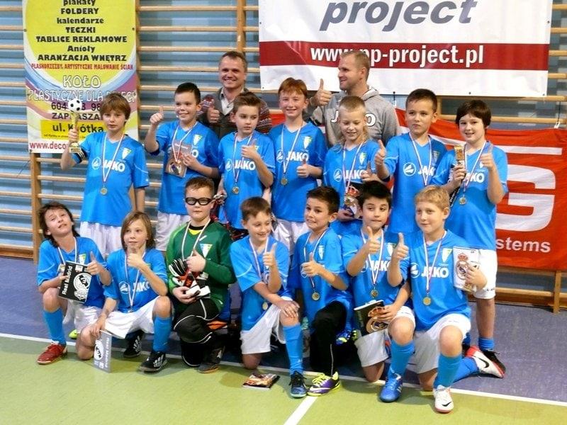 Turniej Orlików – STRZEGOM CUP 2013