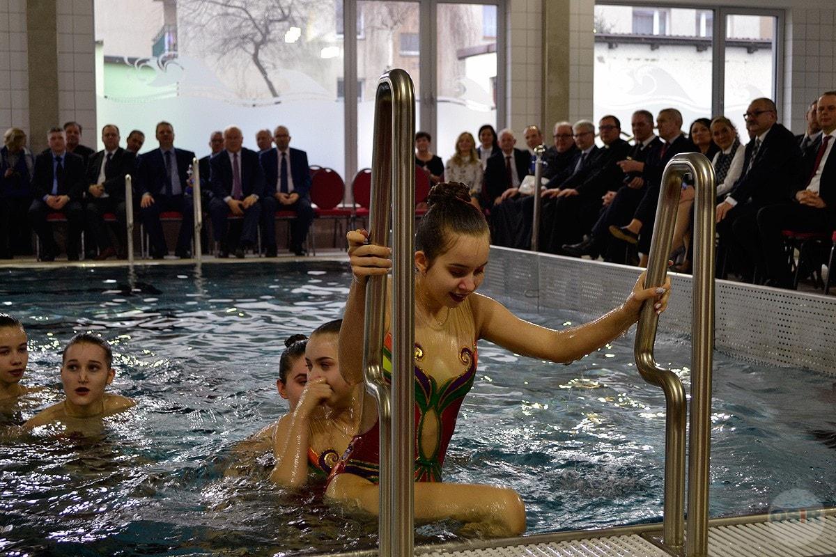 Oficjalne otwarcie pływalni Dolnośląski Delfinek