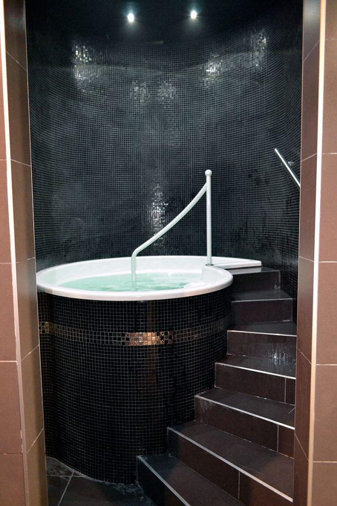 Pływalnia Dolnośląski Delfinek - sauny