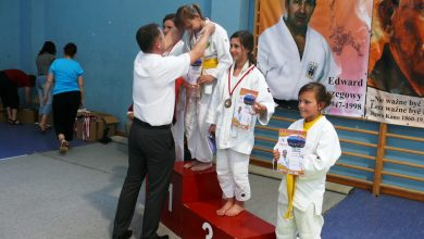 Photo of Strzegomska Sekcja Judo