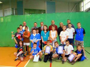 Mistrzostwa Strzegomia w Tenisie Stołowym