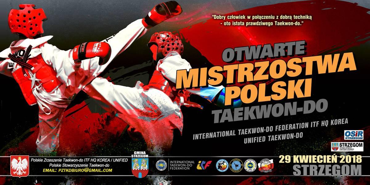 Otwarte Mistrzostwa Polski Taekwon-do