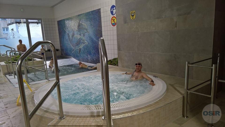 Z wizytą na basenie Delfinek Strzegom