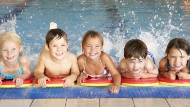 Nauka pływania i zajęcia aqua-aerobic