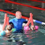 Zajęcia nauki pływania - Dolnośląski Delfinek Strzegom