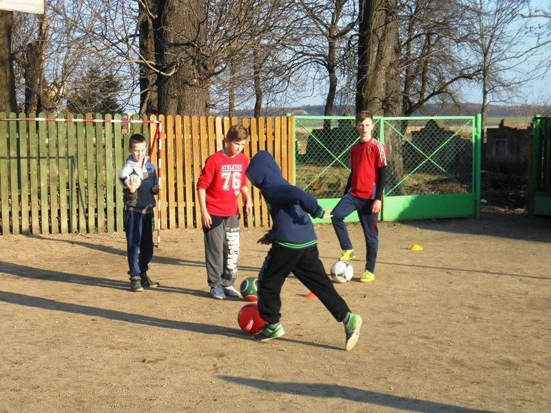 Sport na terenach wiejskich