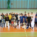 Integracyjny Turniej Piłki Koszykowej - OSiR Strzegom
