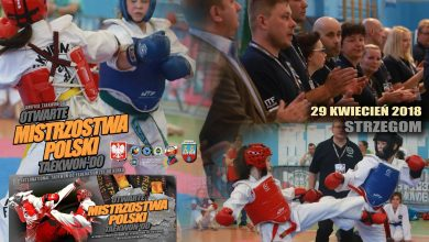 Photo of Turniej Taekwondo 2018′