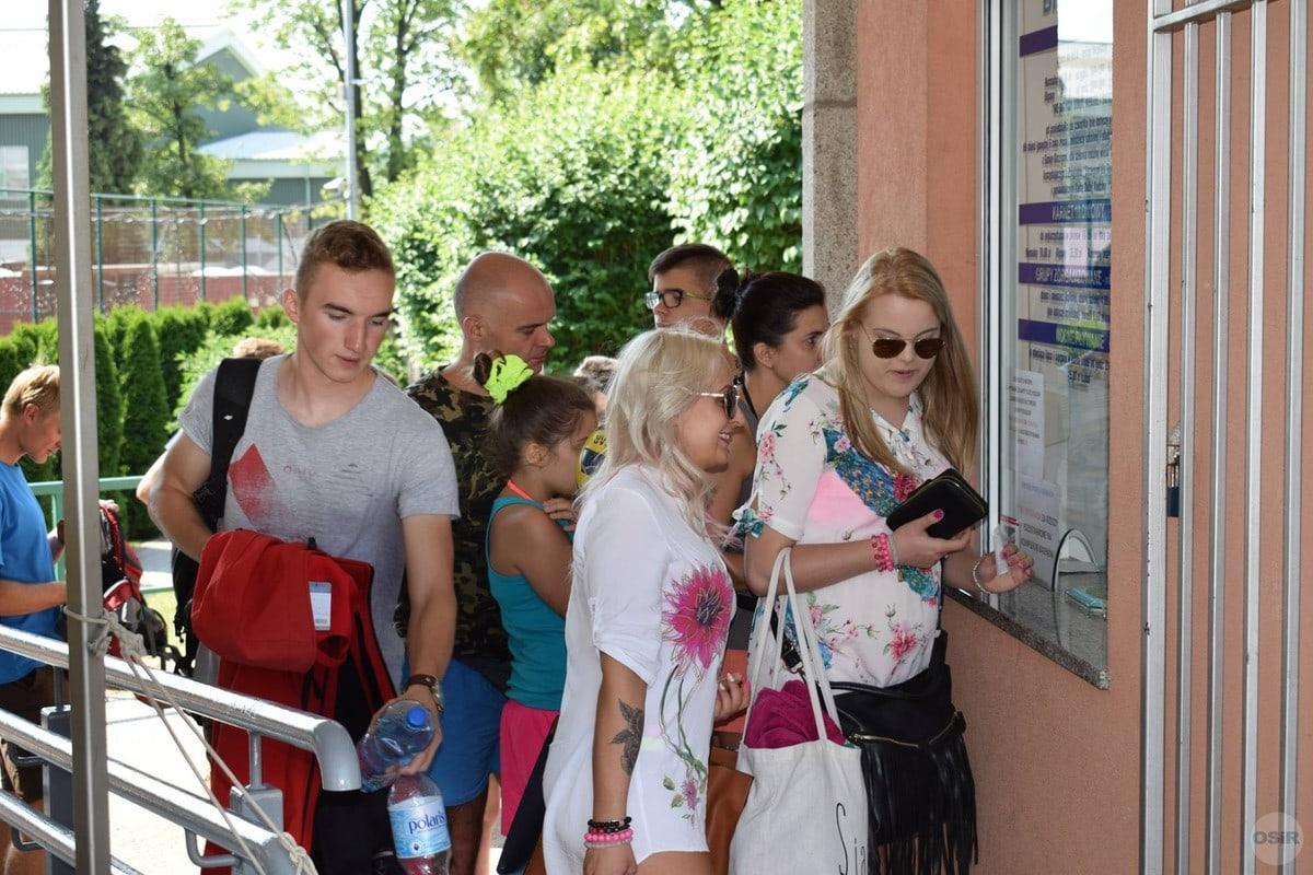 Basen Letni sezon 2018 OSiR Strzegom