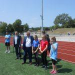 XV Mityng Lekkoatletyczny Szkół Podstawowych