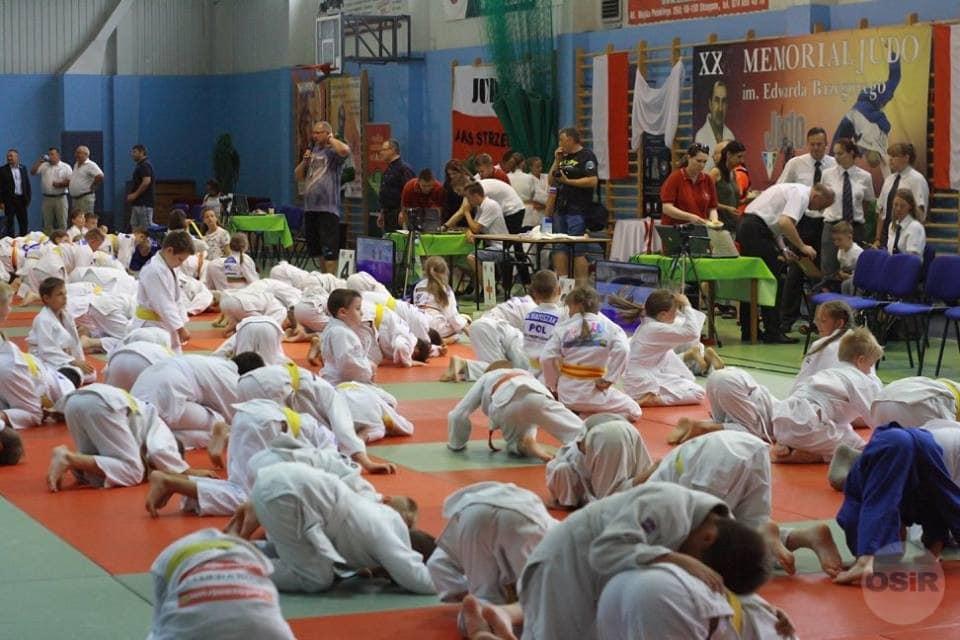 XX Międzynarodowy Memoriał Judo im. E. Brzegowego