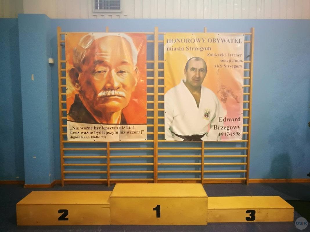 XX edycja Memoriału Judo im. Edwarda Brzegowego