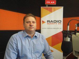 Grzegorz Luszawski dla Radio Sudety 24
