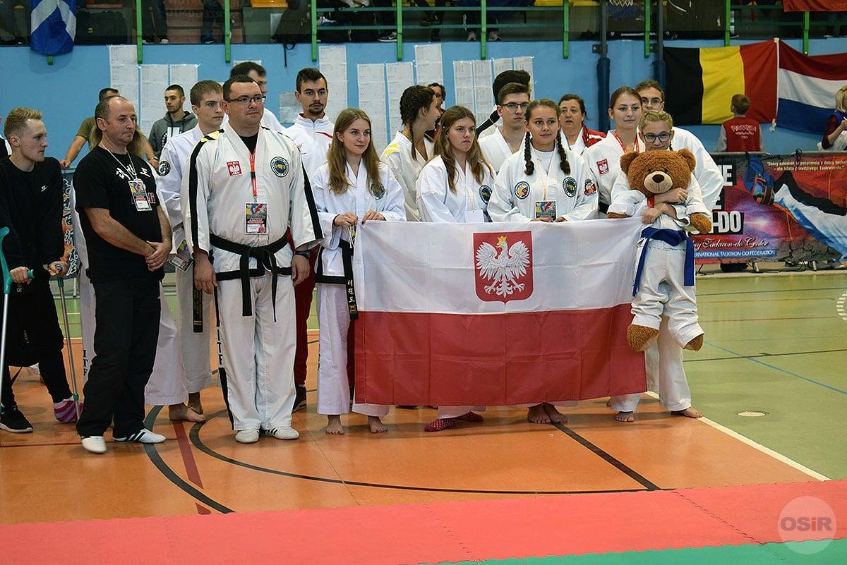 Mistrzostwa Europy Taekwon-do DZIEŃ 1