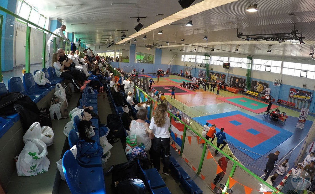Open European ITF HQ Korea Taekwon-Do Championships 2018