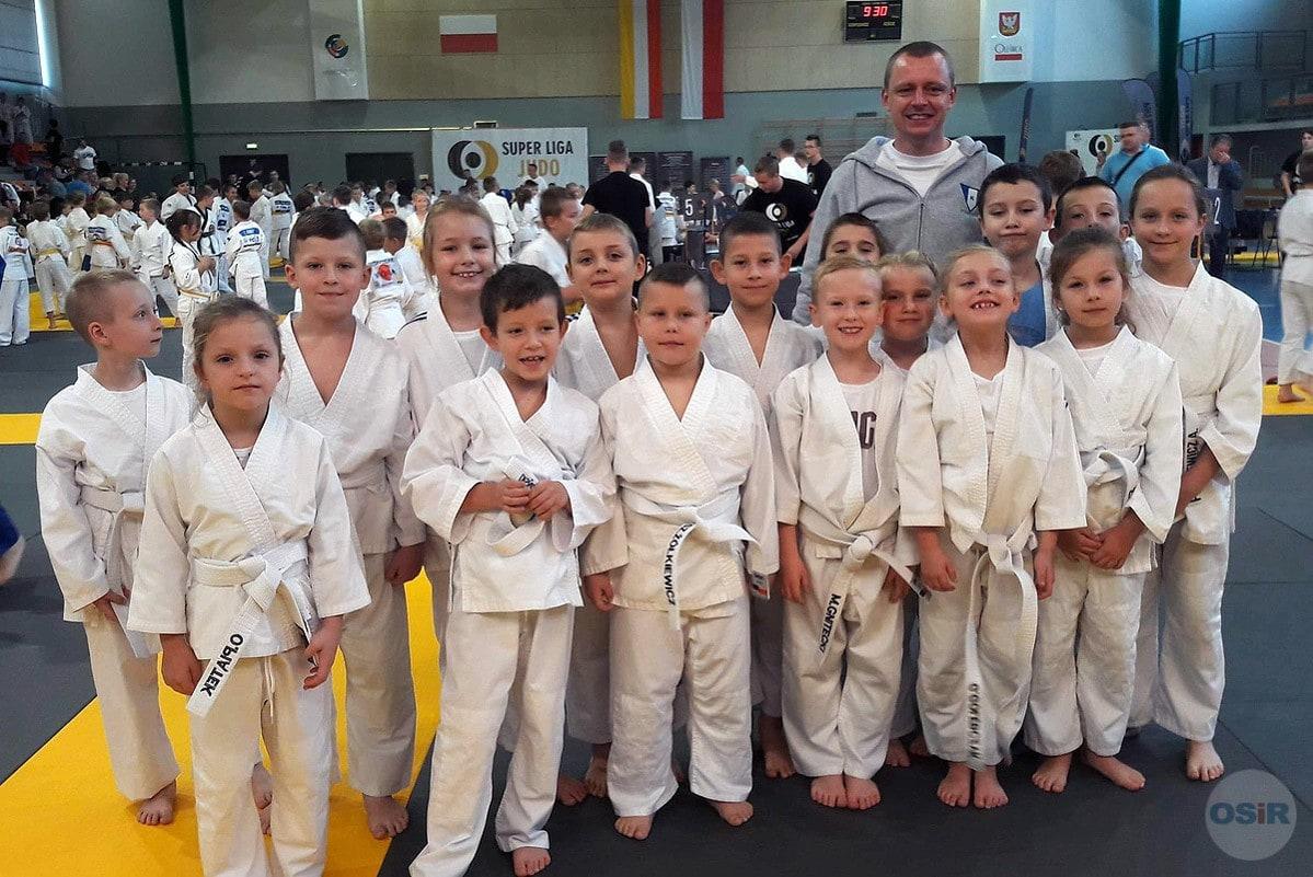 SUPER LIGA Judo – Oleśnica 13.10.2018r.