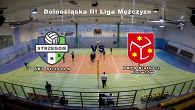 Mecz piłki siatkowej AKS Strzegom Volleyball