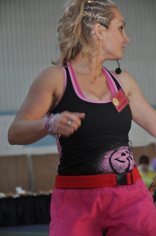 I Maraton ZUMBY w Strzegomiu