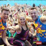 Zatańczyli dla A-cademii - Maraton ZUMBA Love