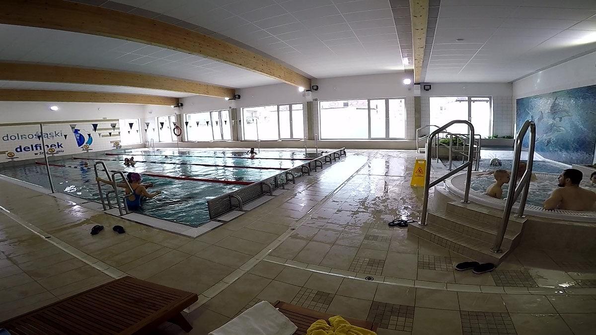 """1 rocznica pływalni """"Dolnośląski DELFINEK"""" w Strzegomiu"""