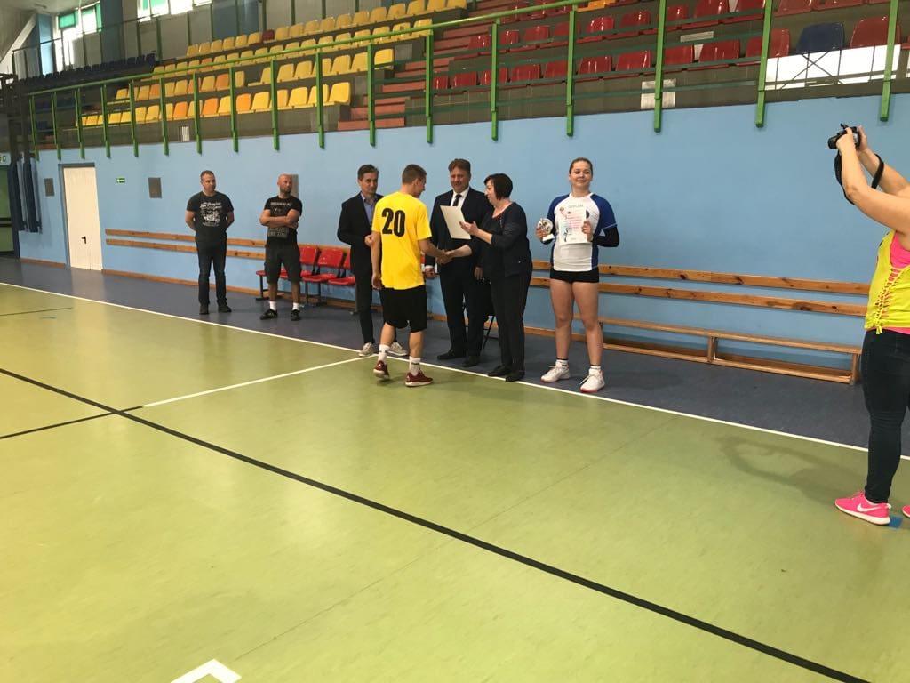 Gminny Turniej Piłki Koszykowej StreetBall - OSiR Strzegom 2019