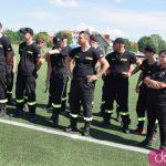 Gminne Zawody Ochotniczych Straży Pożarnych - Stadion OSiR Strzegom