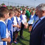 VII Gminnym Turnieju Piłki Nożnej Szkół Podstawowych STANOWICE 2019