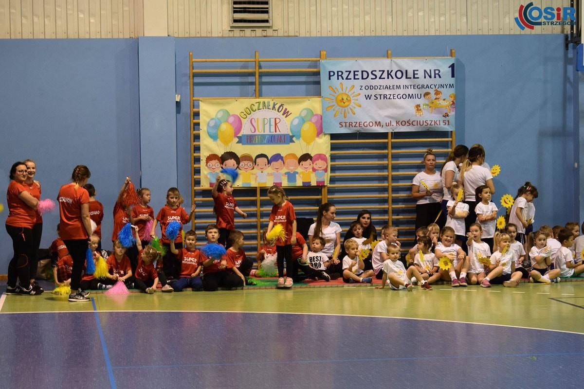 """""""XI Turniej Sportowy Przedszkolaka"""""""